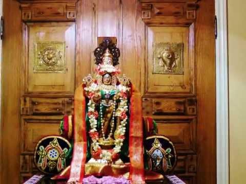 """Srivaishnavam Chants - 108 Divine Names of Lord Maha Vishnu - """"Sri Vishnu Ashtothara Shathanamavali"""""""