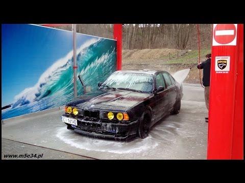 BMW M5 E34 Turbo !!!