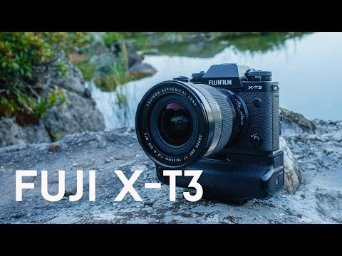 Fujifilm X-T3 Kamera