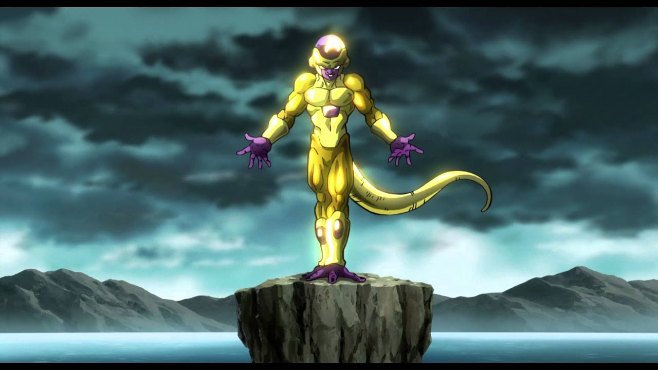 Dragon ball z o renascimento de freeza youtube - Photo dragon ball z ...