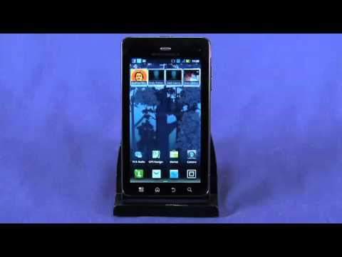 Motorola XT860 4G AKA Droid 3 Video Review