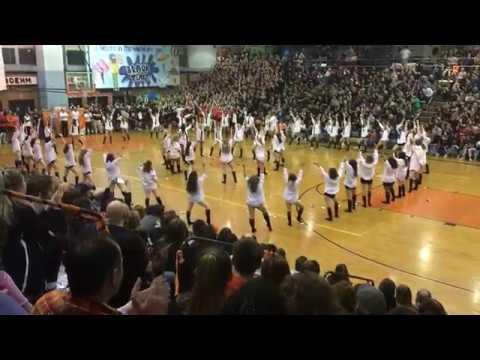 "Pennsbury Sportsnite 2017 ""Werk"" Dance"