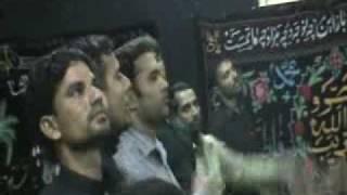 azadari 3 irani imambara satva 2010 indubai noha javed raza