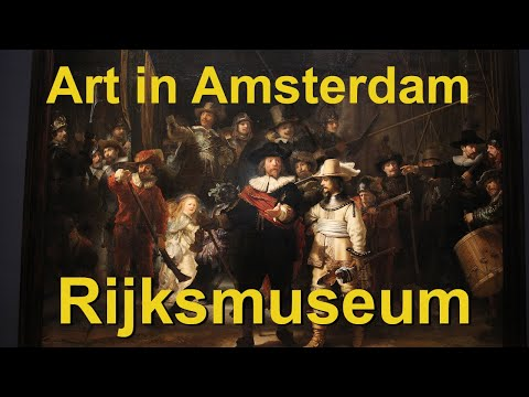 Amsterdam's best art museum, the Rijksmuseum