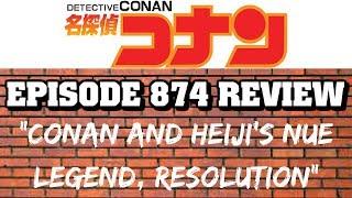 Detective Conan Episode 874 Review: