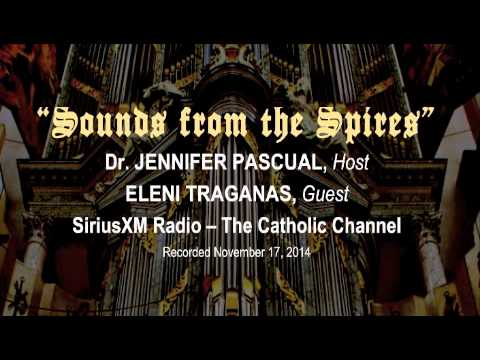 """""""SOUNDS FROM THE SPIRES"""" - ELENI TRAGANAS & Dr. JENNIFER PASCUAL"""