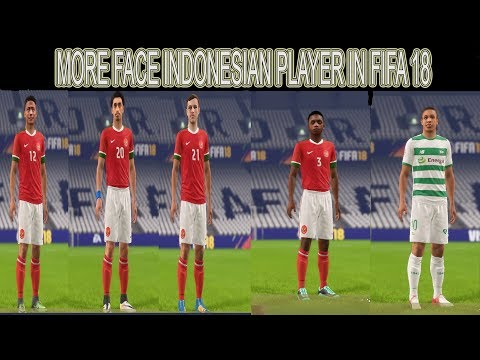 FIFA 18 MODS | BIGPATCH 3.2 BY IYASZAEN | 22 FACE UPDATE