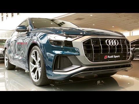 Exclusieve preview Audi Q8 - Audi Van den Brug