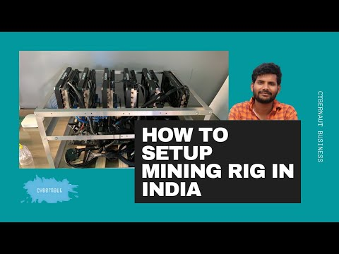 How To Setup Ethereum Mining Rig In India | Profitability In Cryptocurrency Mining | Bitcoin Mining