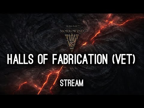 Halls of Fabrication (vet) with Hodor - Morrowind ESO