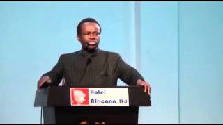 Prof PLO Lumumba at the 3rd Anti Corruption Convention
