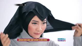 Gambar cover I'LOOK - Tutorial Hijab Casual Turban