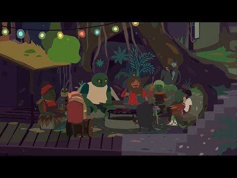 Mutazione, the adventure game soap opera, is out now | PC Gamer