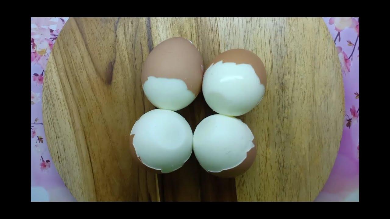 Telur Rebus 5 Menit Matang Sempurna Mudah Dikupas Hemat Gas Youtube