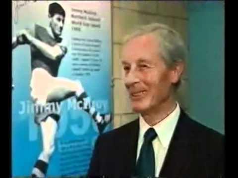Jimmy McIlroy MBE
