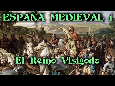 espaÑa-medieval-1:-el-reino-visigodo-de-toledo---los-visigodos-(documental-historia)