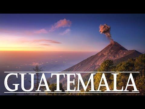 STUNNING GUATEMALA 2017