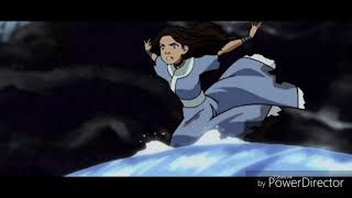 Katara's a Waterbender, a Fighter, and a Survivor Part 2..wmv