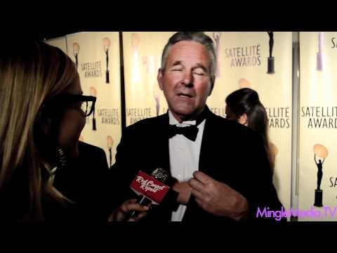 Timothy Bottoms at the 2011 International Press Academy Satellite Awards Red Carpet