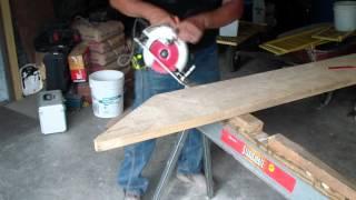 Forming A Set Of Cement Steps Http://gabodabuilding.com/