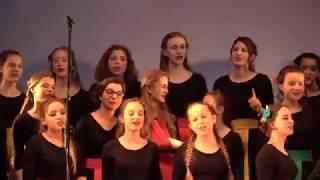 SKOWRONKI Girls' Choir / H.A.P.P.Y. by Albert Tay