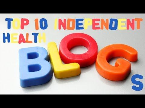 Top 10 Independent Health Blogs | Top 10 Tuesdays