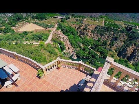 Casa rural mirador del salto chella youtube - Casas del salto ...