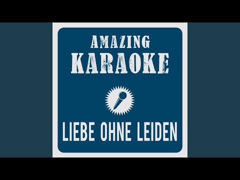 Liebe ohne Leiden Karaoke Version Originally Performed  Udo Jürgens & Jenny Jürgens