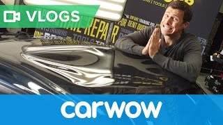 Paintless dent repair - what can it fix?   Mat Vlogs