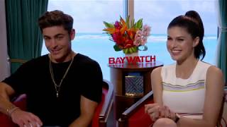 Funny moments with Zac Efron (part 2)
