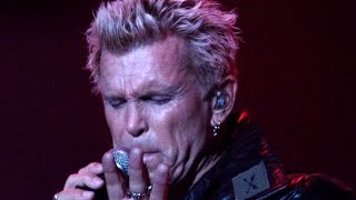 Billy Idol - Dancing With Myself - live HD @ HMH, Amsterdam, the Netherlands, 16 November 2014