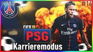 DER KAMPF UM DIE MEISTERSCHAFT?! | FIFA 18 PSG Karrieremodus #16