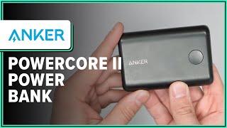 Anker PowerCore II 10000 Power Bank Quick Look Review