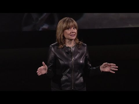 Mary T. Barra, GM - Keynote 2016