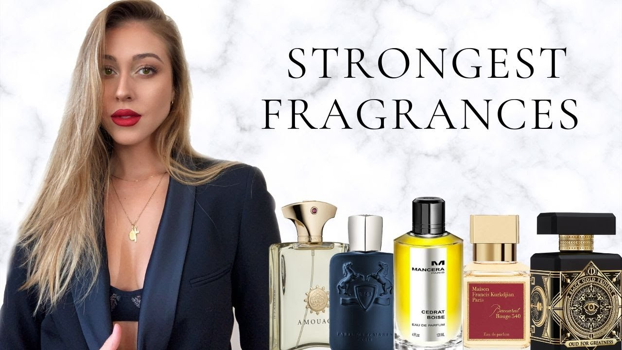 10 BEAST-MODE niche fragrances | 2020