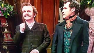"""Funny Love Scene from """"Holmes and Watson"""" comedy movie"""