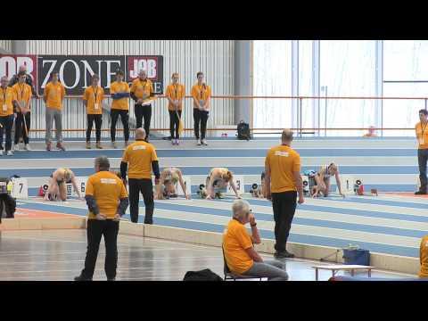 Landskamp Steinkjer 11 02 2012 60m kvinner 1