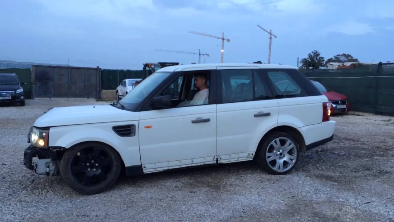 land rover range rover sport 2 7 tdv6 hse youtube. Black Bedroom Furniture Sets. Home Design Ideas