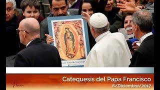 Catequesis en español del Papa Francisco 06/12/2017 HD