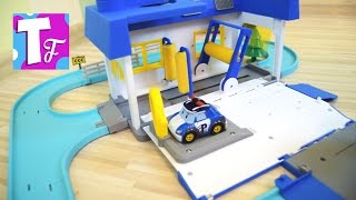РОБОКАР ПОЛІ і його друзі Дитяча автомийка Robocar Poli Kids Car Wash and his friends #Іграшки
