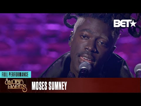2020 BET Soul Train Awards Music Stage ft. Moses Sumney | Soul Train Awards 2020