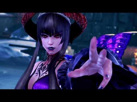 Tekken 7 PS4 Treasure Battle With Eliza part27