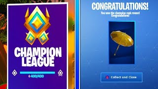 CHAMPION LEAGUE IN ARENA MODE (REWARDS) and INSANE COMBAT PRO PLAYER in Fortnite!