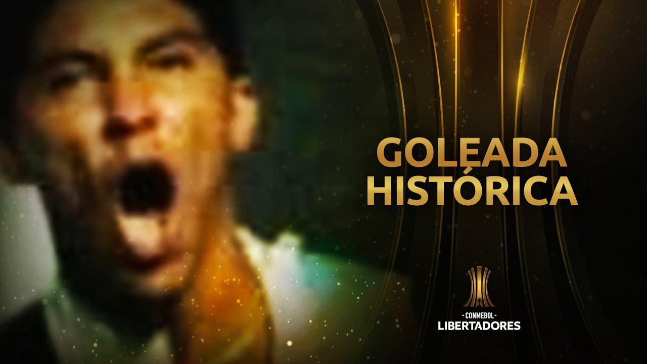 Grêmio 5 x 0 Palmeiras | Quartas de Final | Libertadores 1995