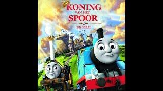 Thomas De Koning Van Het Spoor (DE FILM)(FULL HD)(2014) -Thomas de Stoomlocomotief