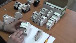видео Выбор автоматического выключателя