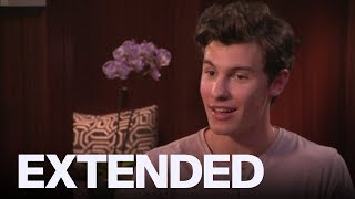 Shawn Mendes Shares Why He Loves John Mayer | EXTENDED