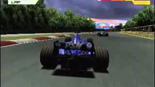 5M: Formula One 2001 (PS1)