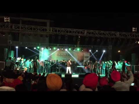 Ranjit bawa live in delhi at sri guru gobind singh college of commerce ! Sggcc # DU