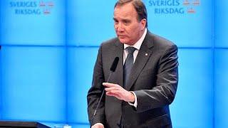 Schwedens Regierung ist in einer Krise